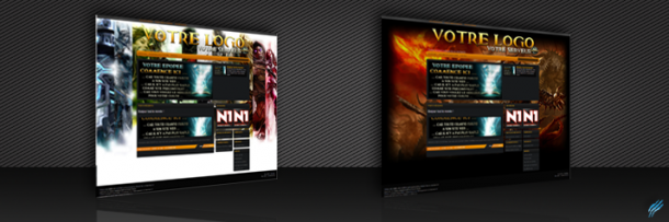 Theme WordPress – Guild Wars 2