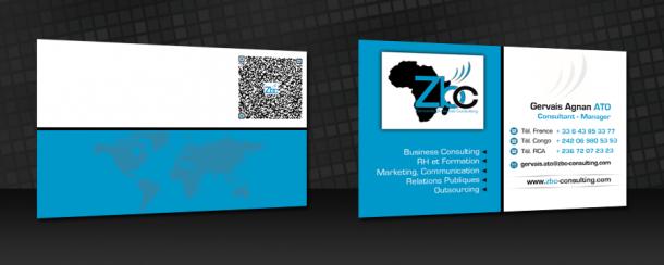 Carte de visite – ZBC-Consulting.com