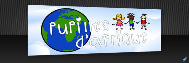 Logo – Pupilles d'afrique