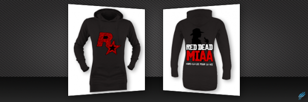 Sweat – Red Dead Miaa